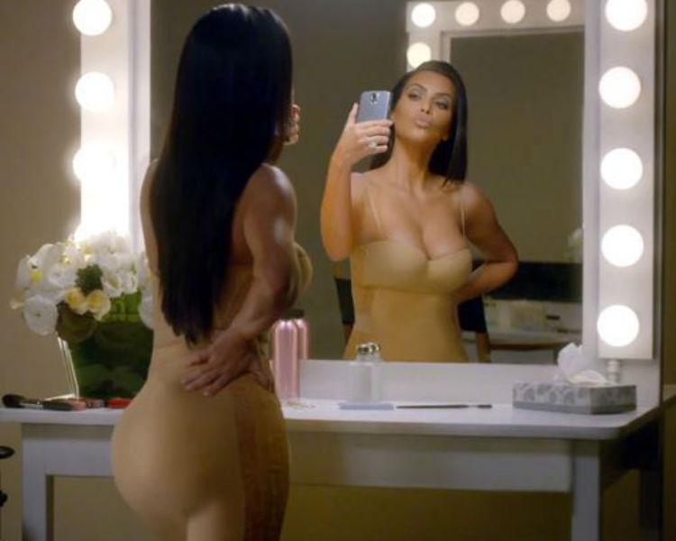 Kim kardashian nuda