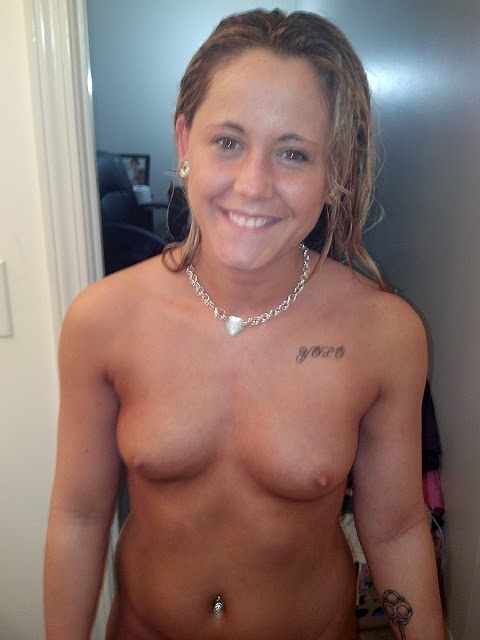 Jenelle Evans Leaked Nude Photos